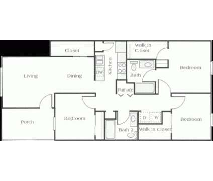 3 Beds - Canterbury House - Lebanon at 515 Dogwood Dr in Lebanon IN is a Apartment