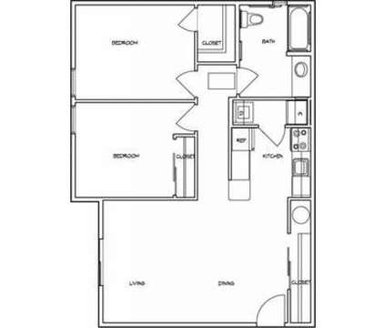 2 Beds - El Paseo at 301 El Pueblo Nw in Albuquerque NM is a Apartment