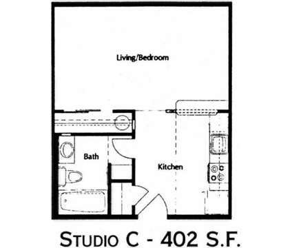 Studio - Villa de San Felipe at 601 Coal Ave Sw in Albuquerque NM is a Apartment