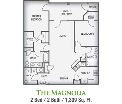 2 Beds - Arbors at Fort Mill at 920 Stockbridge Dr in Fort Mill SC is a Apartment