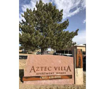 1 Bed - Aztec Villa at 8675 Mariposa St in Thornton CO is a Apartment