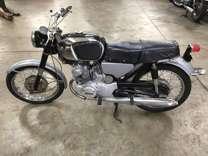 1965 Honda CB 160