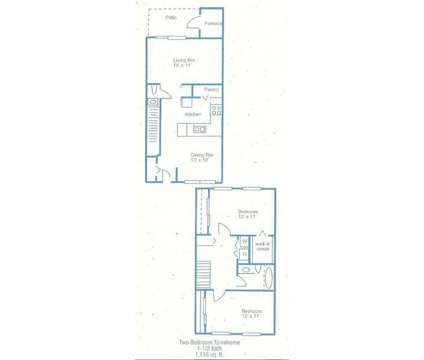 2 Beds - Centre Street Village Townhomes at 2011 East Center St in Portage MI is a Apartment