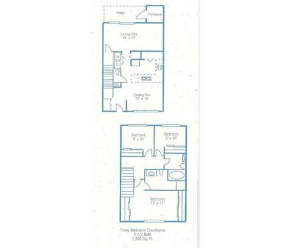 3 Beds - Centre Street Village Townhomes at 2011 East Center St in Portage MI is a Apartment