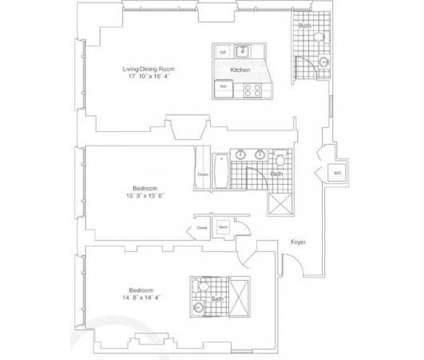 2 Beds - 39 West Lexington at 39 W Lexington St in Baltimore MD is a Apartment