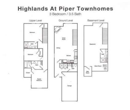 3 Beds - Highlands at Piper Townhomes at 4401 N 106th Terrace in Kansas City KS is a Apartment