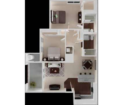 2 Beds - The Oaks at Hackberry Apartments at 4950 Hackberry Ln in Sacramento CA is a Apartment