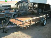 New 6x12 Utility Trailer (Rio Grande Valley)