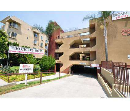 3 Beds - Aztec Campus Apartments at 5650 Hardy Avenue in San Diego CA is a Apartment