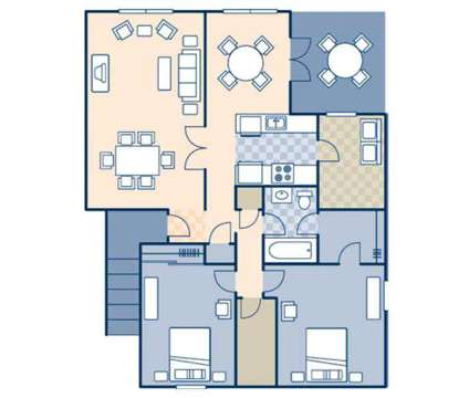 2 Beds - Fort Stewart Family Homes at 50 Austin Rd in Fort Stewart GA is a Apartment