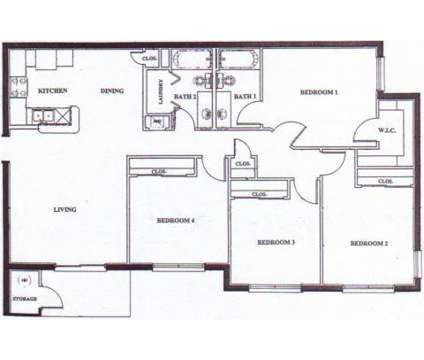 4 Beds - Chelsea Commons at 1400 Pine Cir in Greenacres FL is a Apartment