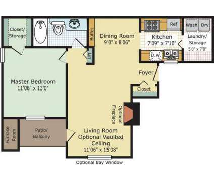 1 Bed - Citation Club at 29540 Citation Cir in Farmington Hills MI is a Apartment