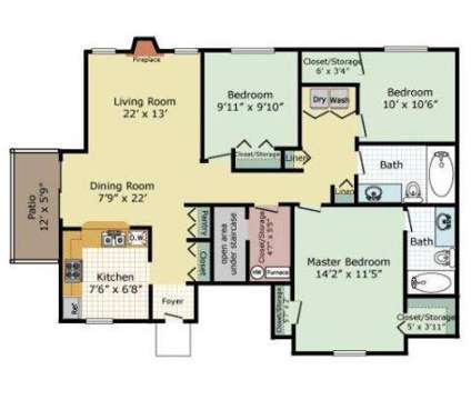3 Beds - Citation Club at 29540 Citation Cir in Farmington Hills MI is a Apartment