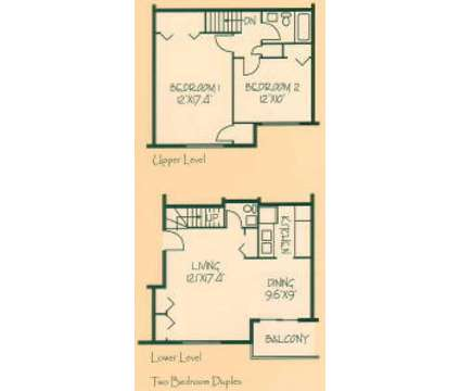 2 Beds - Woodland Grove at 12933 Laurel Bowie Road in Laurel MD is a Apartment