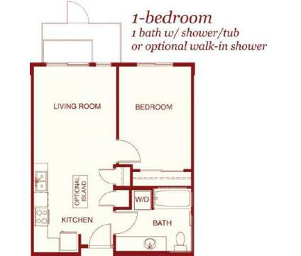 1 Bed - Affinity at Billings - 55+ Active Adult Community at 4215 Montana Sapphire Dr in Billings MT is a Apartment