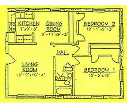 2 Beds - Parkwood Manor Apartments at 7703 Major Avenue in Norfolk VA is a Apartment