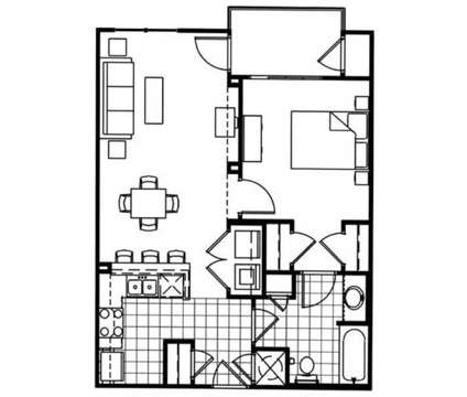 1 Bed - Ten 05 West Trade at 1005 West Trade St in Charlotte NC is a Apartment