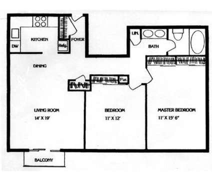 2 Beds - The Wynds at 3970 Parliament Place in Kettering OH is a Apartment