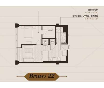 1 Bed - The Wire at 100 S 19th St in Omaha NE is a Apartment