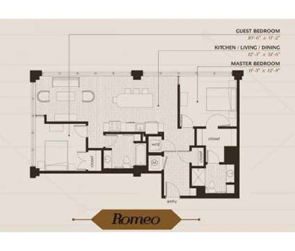 2 Beds - The Wire at 100 S 19th St in Omaha NE is a Apartment
