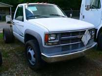 1998 Chevrolet 3500HD Utility, Mechanic Style Truck