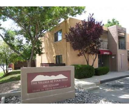 2 Beds - The Village at Four Hills at 13101-a Wenonah Avenue Se in Albuquerque NM is a Apartment