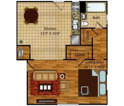1 Bed - Bondale Apartments at 7603 Bondale Ave in Norfolk VA is a Apartment