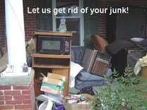 Debris/trash/junk/furniture removal
