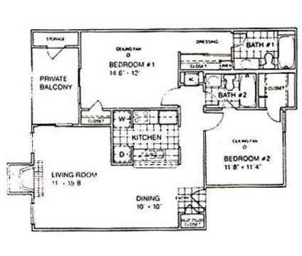 2 Beds - Redbird Trails at 3636 Redbird Ln in Dallas TX is a Apartment