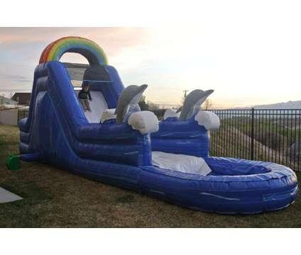 Inflatble Water or Dry Slides Rental in Utah is a Kids Parties service in Lehi UT