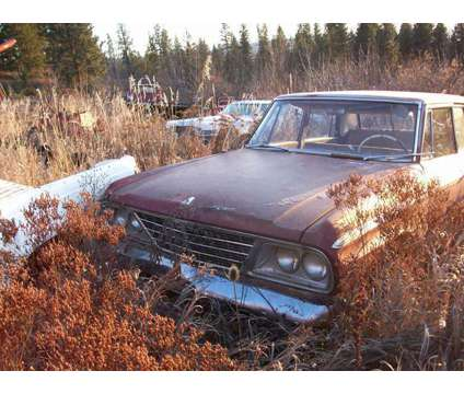 REDUCED* Classic 1965 Studebaker Cruiser is a 1965 Studebaker Classic Car in Spokane WA
