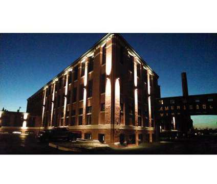 Studio - American Wire Mill at 413 Central Ave in Pawtucket RI is a Apartment