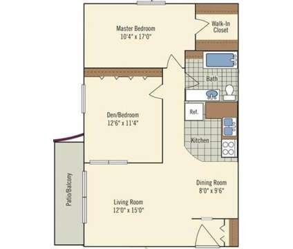 2 Beds - Nemoke Trails at 1765 Nemoke Trail in Okemos MI is a Apartment