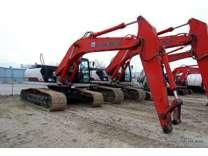 2008 290X2 Link-Belt Excavator