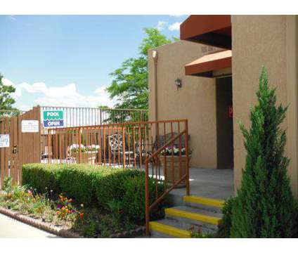 1 Bed - Puerta del Sol Apts at 4816 Mcmahon Boulevard Nw in Albuquerque NM is a Apartment
