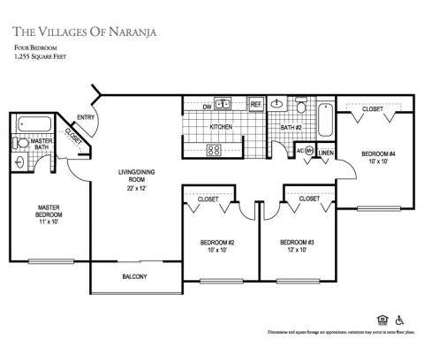 4 Beds - Malibu Gardens at 13800 Sw 268th St in Miami FL is a Apartment