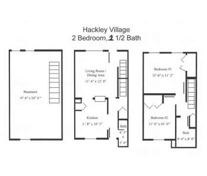 2 Beds - The Barclays Apartments, Townhomes and Senior Community at 2081 Barclay St in Muskegon MI is a Apartment
