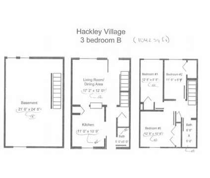 3 Beds - The Barclays Apartments, Townhomes and Senior Community at 2081 Barclay St in Muskegon MI is a Apartment