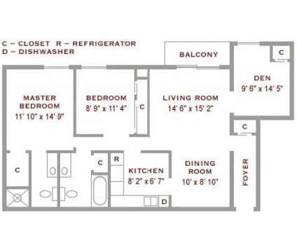 3 Beds - Pheasant Run at 1679 Hampton Knoll Dr in Akron OH is a Apartment