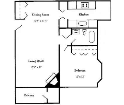 1 Bed - Cinnamon Ridge at 4598 Slater Road in Eagan MN is a Apartment