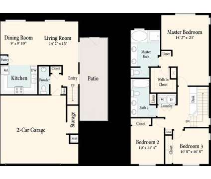 3 Beds - The Enclave at Homecoming Terra Vista at 11755 Malaga Drive in Rancho Cucamonga CA is a Apartment