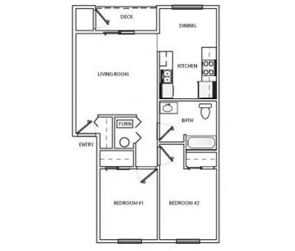 2 Beds - Ridgeview Apartments at 710 North Washington Boulevard in Ogden UT is a Apartment