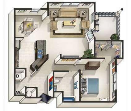 1 Bed - Waverton Denbigh Village at 14353 Deloice Crescent in Newport News VA is a Apartment