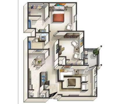 2 Beds - Waverton Denbigh Village at 14353 Deloice Crescent in Newport News VA is a Apartment