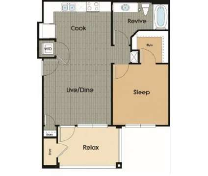 1 Bed - 95Twenty at 9520 Spectrum Dr in Austin TX is a Apartment
