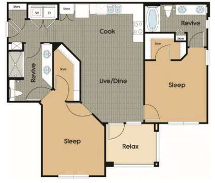 2 Beds - 95Twenty at 9520 Spectrum Dr in Austin TX is a Apartment