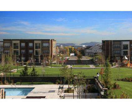 1 Bed - Nexus Apartments at Orenco Station at 1299 Ne Orenco Station Parkway in Hillsboro OR is a Apartment