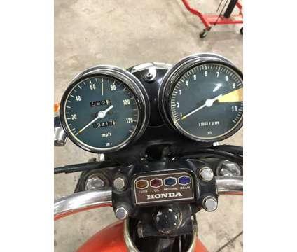 1974 honda cb 550 is a 1974 Honda CB Classic Motorcycle in New Rochelle NY