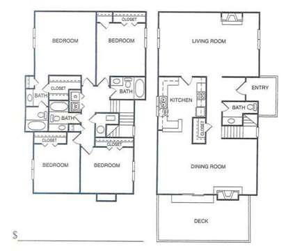 4 Beds - Cedars of Chalet at 2 Shellbark Rd in Decatur GA is a Apartment