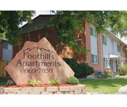 2 Beds - Foothills Apartments at 1913 W 15th St in Loveland CO is a Apartment